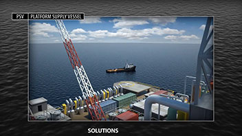 Rockwell Automation - Platform Supply Vessel